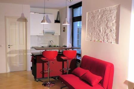 Apartment, central, calm, cool