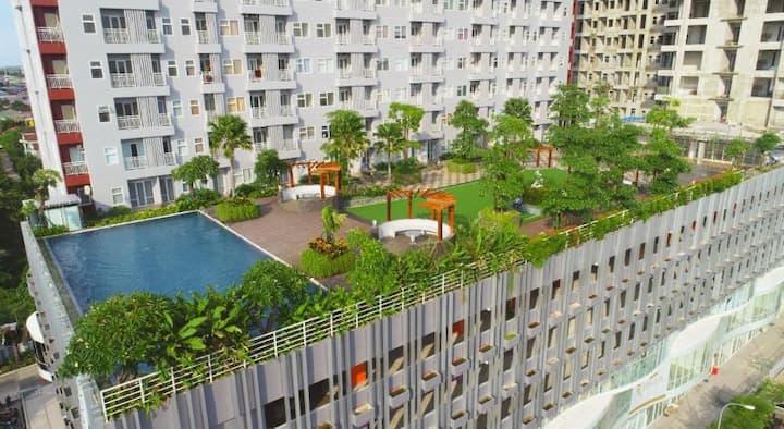 RJ45 Vida view apartemen, asthon tower