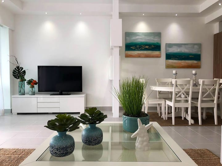 Beautiful Apartment Close to the Beach