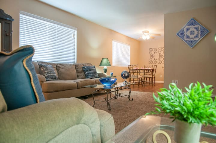 Affordable, Long Term Location, Pretty Place!