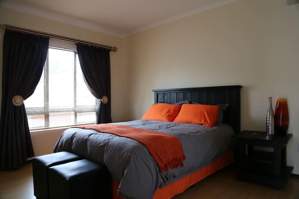 Comfortable spacious private room...
