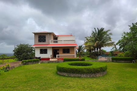 Valley facing Bungalow -Shree Srushti Homestay