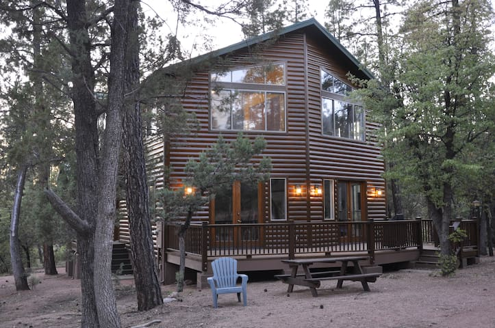 Mountain Cabin with Cool Temps and Great Views! - Payson - Cabane