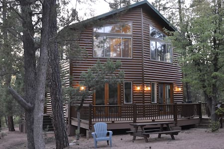 Mountain Cabin with Cool Temps and Great Views! - Payson