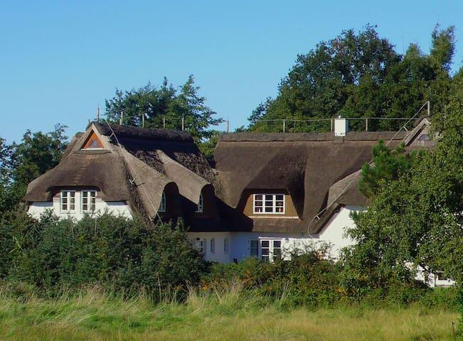 Urlaub unter Reet – Vitte/Insel Hiddensee - Insel Hiddensee - Lägenhet