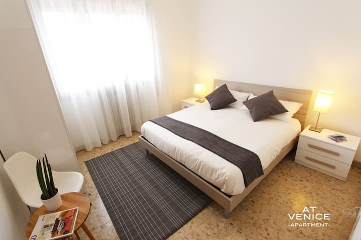 New! Room 10 min from Venice -2- - Venetsia - Huoneisto