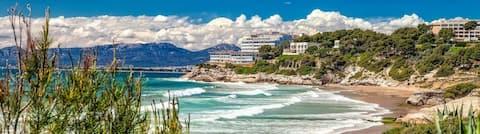 Новая квартира/ Salou/Pool/5'Beach/Portaventura