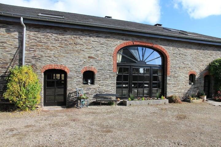Gîte écologique 14 pers. à Taverneux - Houffalize