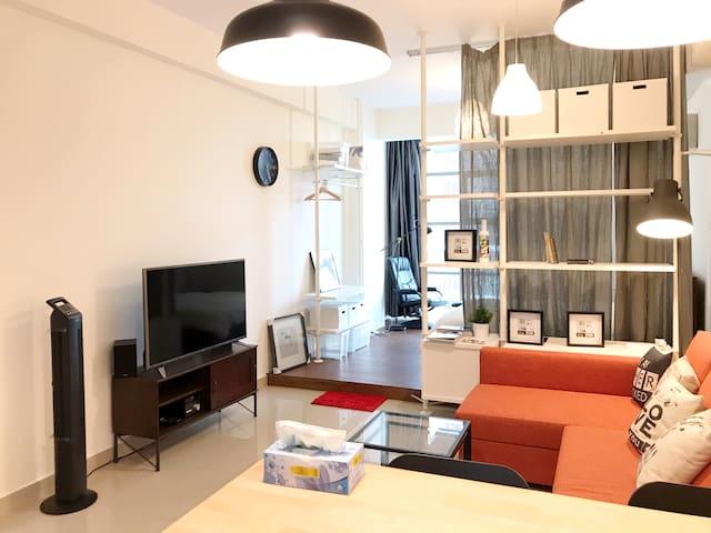 Designer Studio Suite @ Subang Jaya SS15 Courtyard