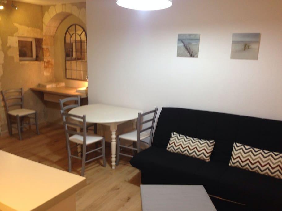 Bel appartement centre la rochelle appartementen te huur for Appartement design la rochelle