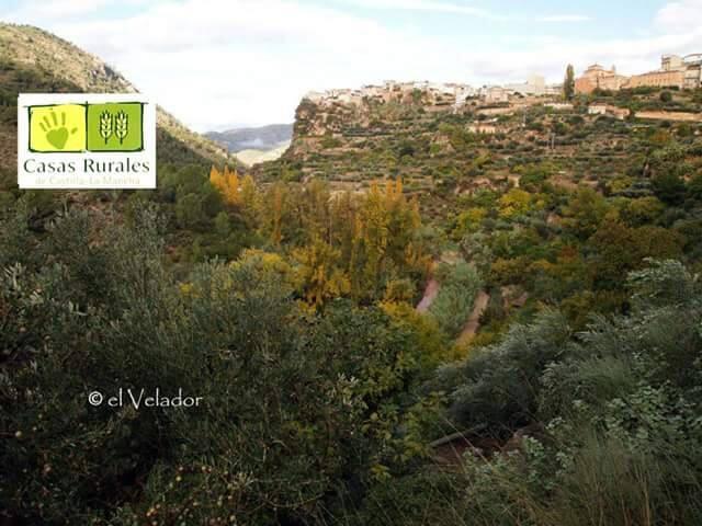 Casa rural con encanto, El Velador - Liétor