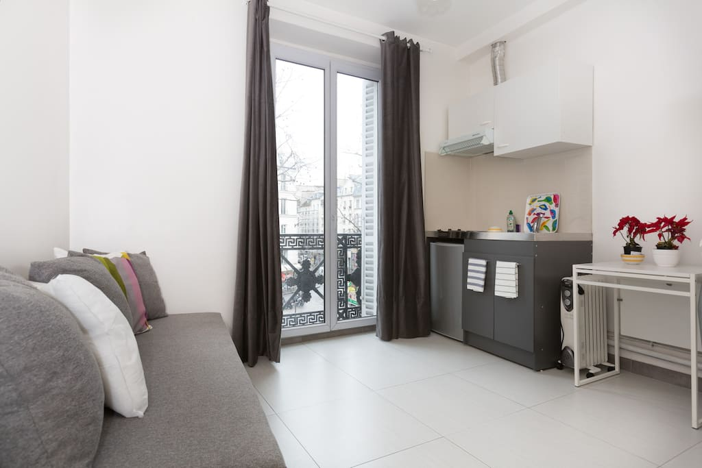 studio 1 pi ce meubl paris 3 apartments for rent in