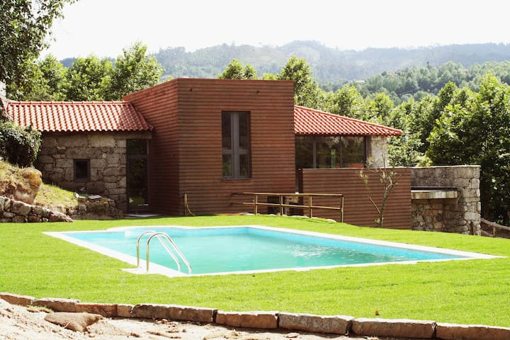 Quinta do Feixe - Country house  - Celorico de Basto - House