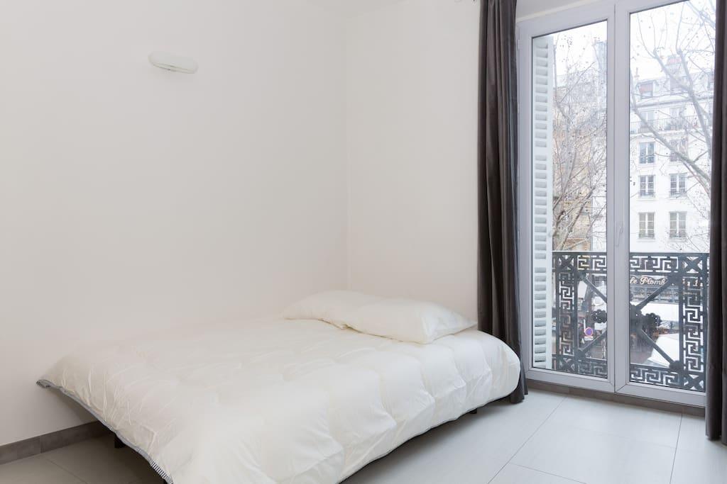 Studio 1 pi ce meubl paris 3 appartements louer for Louer studio meuble paris