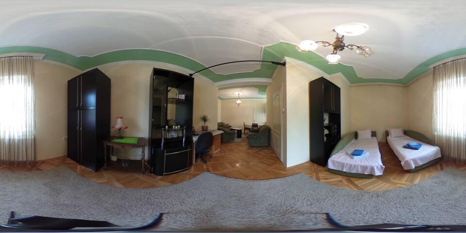 Subotica, City Center Apartment