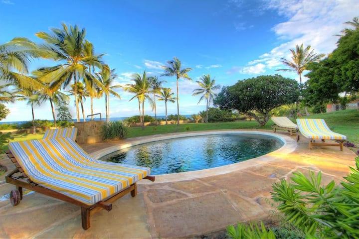 Swahili Cottage; Tiwi Beach