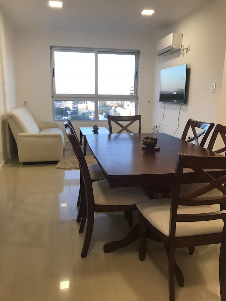 Apartamento Premium 2 Ambientes Con Cochera.