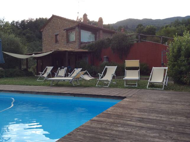 Casa Viepori mit Pool  - Castelvecchio - House