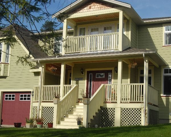 Warmland House, Shawnigan Lake - Shawnigan Lake - Talo
