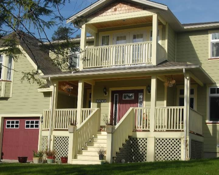 Warmland House, Shawnigan Lake