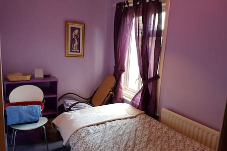 Eastleigh quiet single room in LGBT friendly home - Eastleigh - Дом