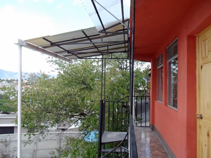 Casa Xelajú Studio Apartment
