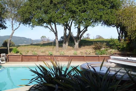Spa Setting at Gateway to West Marin - Fairfax - Дом