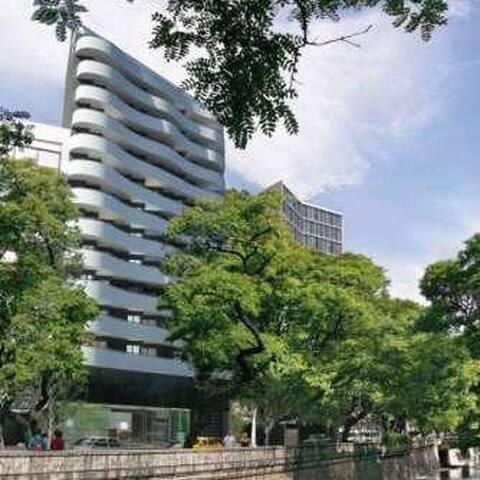 1 dormitorio, balcon vista canada - Cordoba - Apartamento