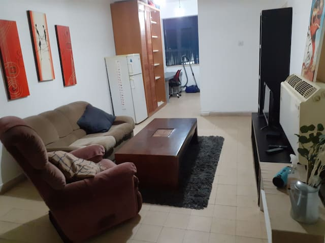Beautifull large room near tlv
