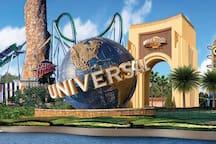 Welcome to Universal Studios