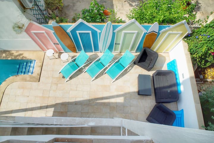 20m Terrace sea front-Can Pastilla-2