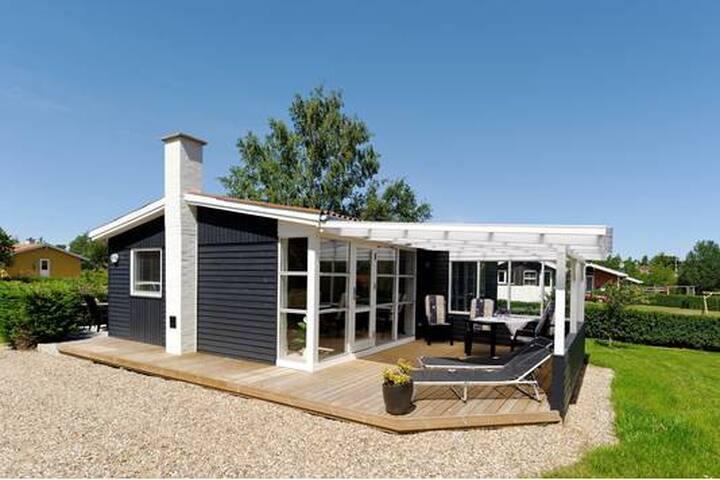 Ferie hygge afslapning strand skov - Horsens - Sommerhus/hytte