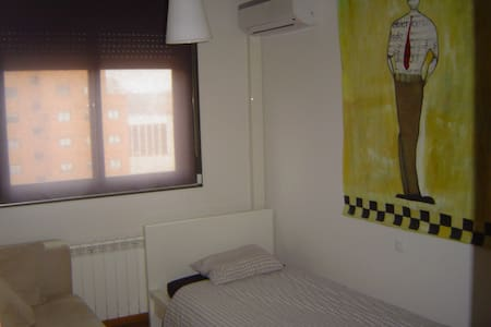 Fairly modern and well equipped - Valladolid - Pis