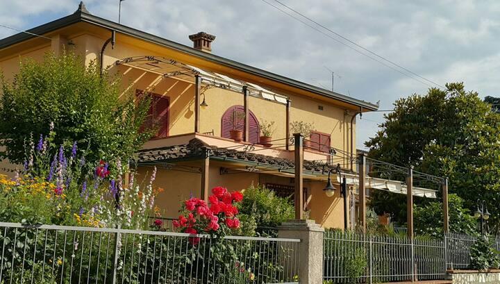 Villetta nel cuore Toscana 12