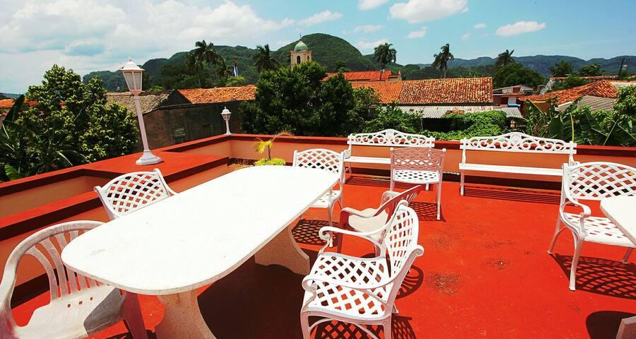 Habitaciones en El Balcón, Viñales - Vinales - Dům