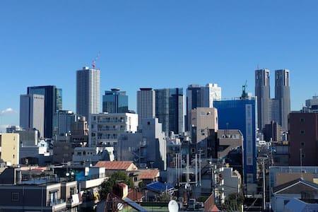 3 stations to Shinjuku. Monthly dormitory(Ⅳ) - Nakano-ku - หอพัก