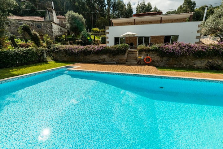 Charming villa with private swimming pool
