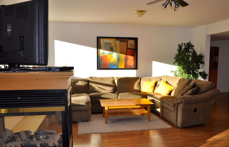 Bright Private 2 BDRM in Abbotsford - Abbotsford - Apartamento