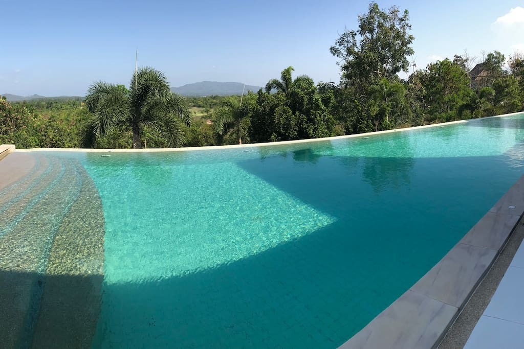 Swimming Pool full 100m x 10m