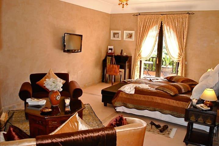 Chaâr El Assel Riad Al Mendili Kasbah - Marrakech - Lägenhet