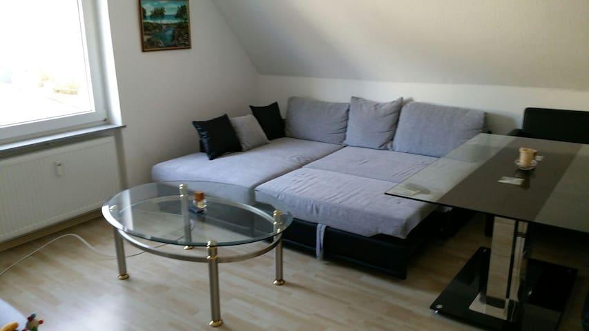 Gemütliches Zimmer inklusive TV - Simmern (Hunsrück) - Departamento