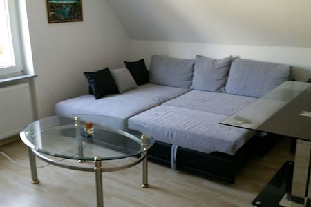 Gemütliches Zimmer inklusive TV - Simmern (Hunsrück) - Lejlighed
