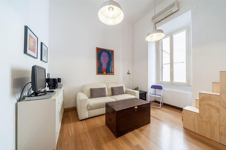 Nice flat in the center of Rome