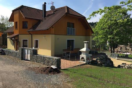 Moderni penzion v Českem lese - Halže