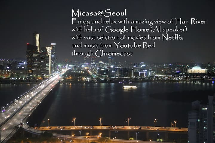 Micasa@Seoul: Home away from home