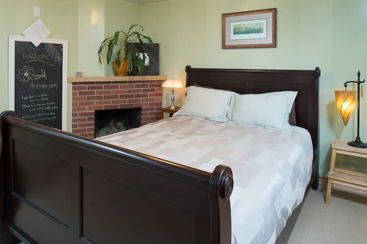 Your private daylight basement bedroom