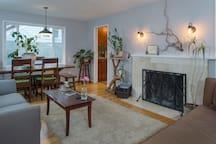 Main living room/dinning room