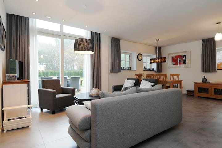 Big apartment near Eindhoven. - Oost-, West- en Middelbeers - อพาร์ทเมนท์