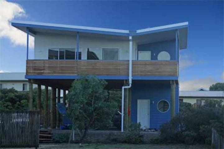 Blue Horizon Beach House - Marion Bay - Casa