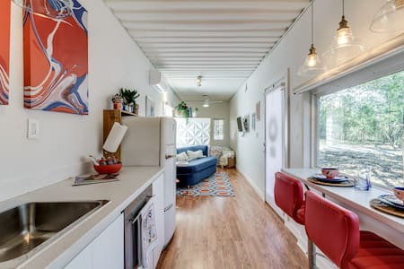 Tiny House Getaway on Urban Farm